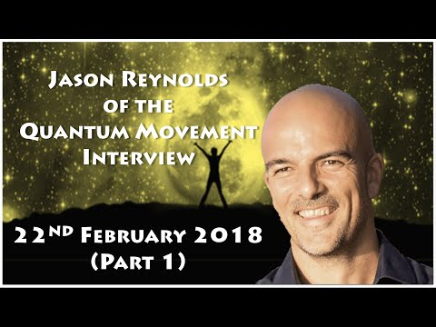 Interview with Jason Reynolds of the Quantum Movement (Part 1)