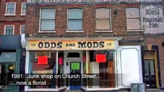 The gentrification of Stoke Newington