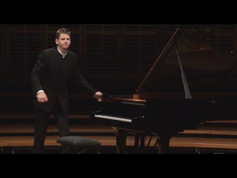 Andrey Gugnin plays Balakirev : Islamey – Fantasie orientale Op 18