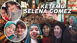 Baixar **Fatim Nangis** Ketemu Selena Gomez Di Amerika