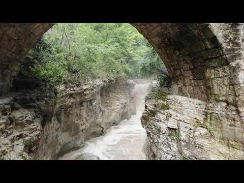 Tauglschlucht und Römerbrücke
