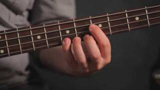 How to Play a Power Chord | Bass Guitar