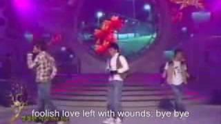 Big Bang Foolish Love Live Eng Sub