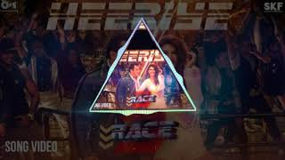 Heeriye I Race 3 | Mp3 Audio Visualizer