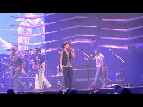 Bruno Mars @ Valley View Casino Center San Diego 7-30-2013