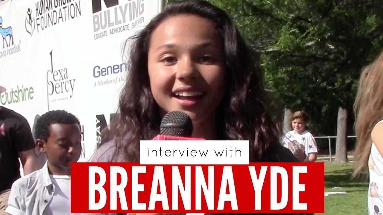 Breanna Yde Interview