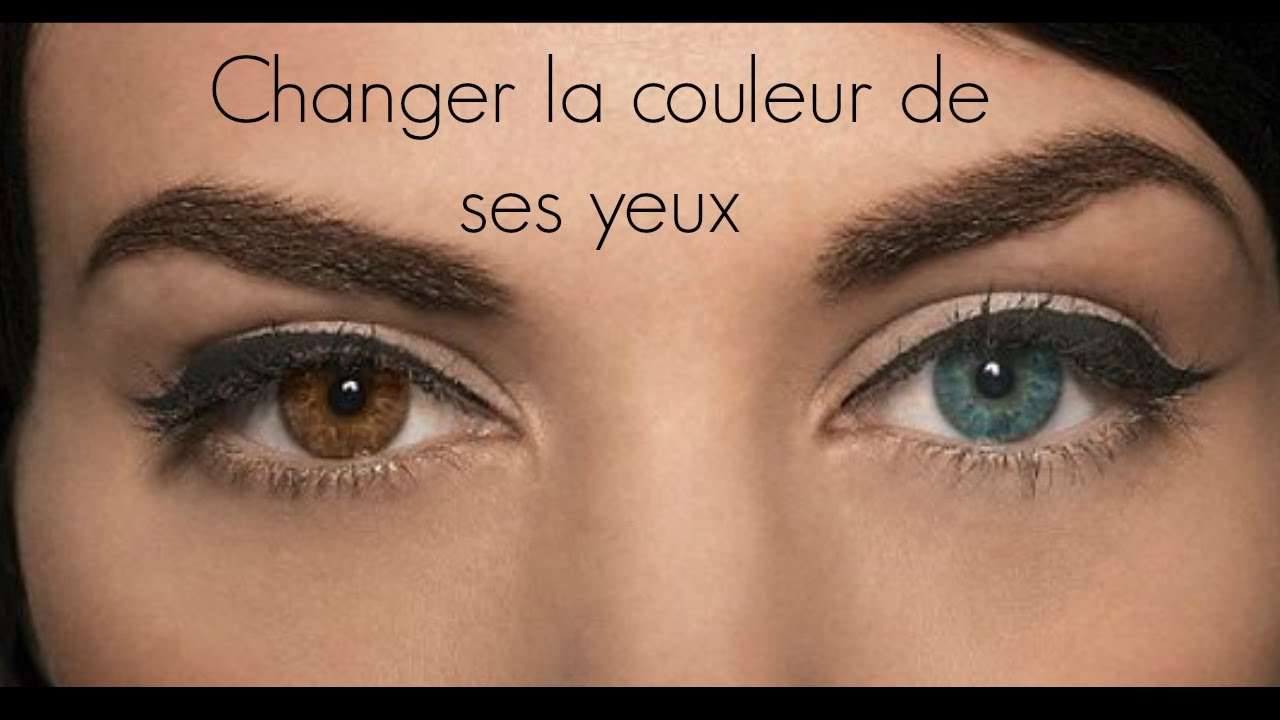 Top Eclaircir ses yeux naturellement - YouTube LG72