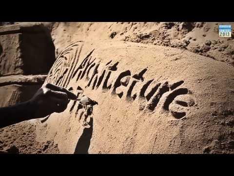 The 3rd Annual Durban Sandcastle Contest 2013
