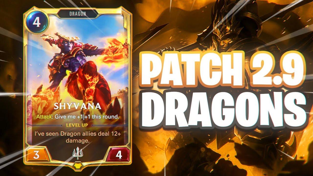 Tier 1 Dragons| Jarvan\ Shyvana| Legends of Runeterra