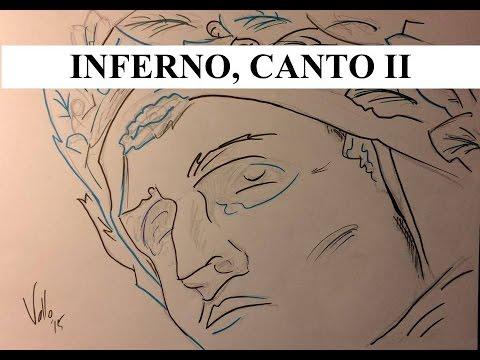 La Divina Commedia in 2 minuti - Inferno, Canto II