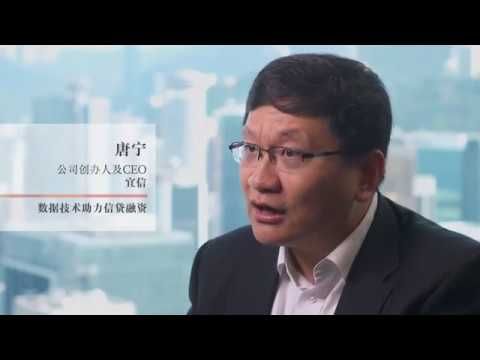 2016-2017 APEC CEO Survey: Video Interviews With Asia Pacific Executives - Tang Ning