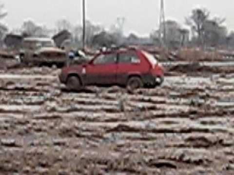 Panda 4x4 mud extreme youtube for Panda 4x4 extreme