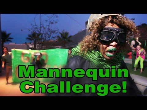 Mannequin Challenge - Glozell