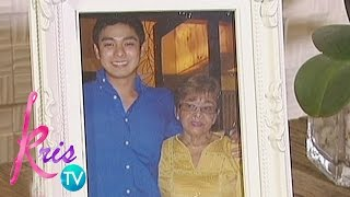 Kris TV: Coco loves his lola very much