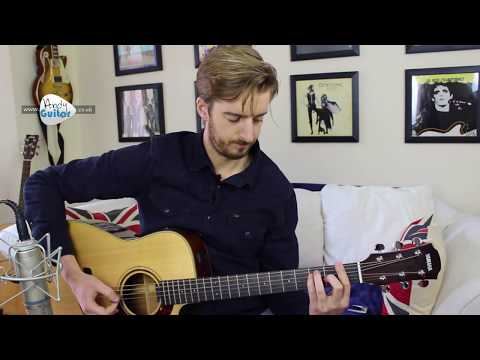 ADELE - ROLLING IN THE DEEP Guitar Lesson Tutorial - EASY CHORDS
