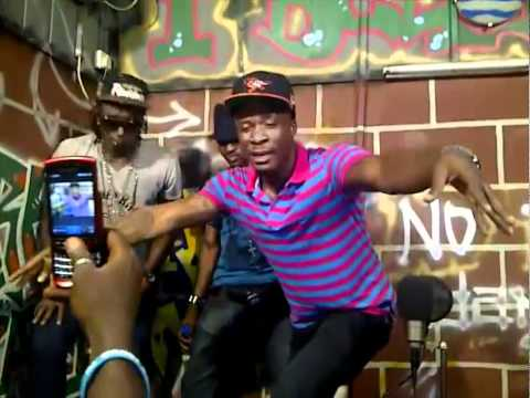 Terry G - Free styles with Jaywon & Joel in his studio ( House of Ginjah).....(Video)