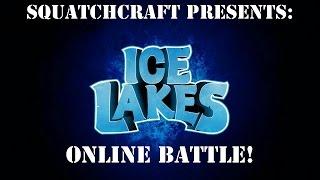 ICE LAKES - ONLINE FISHING BATTLE !