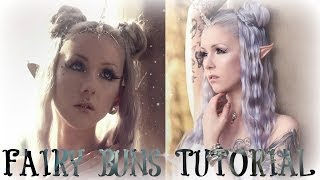 FAIRY BUNS/ Serenity Tutorial inspired by KERLI & SAILOR MOON