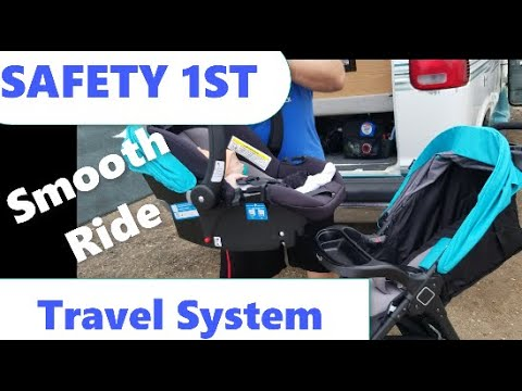 Safety First Smooth Ride Travel System