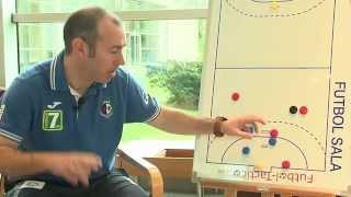 Las Jugadas de Estrategia según Daniel Rodríguez (entrenador Jaén Paraíso Interior) 9/10 videos