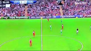 Video Gol Pertandingan Liverpool vs Ludogorets