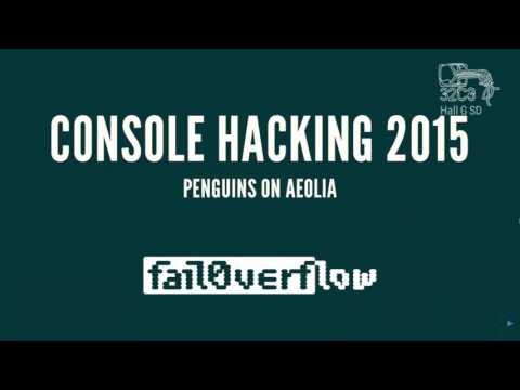 PS4 Linux Fai0verflow