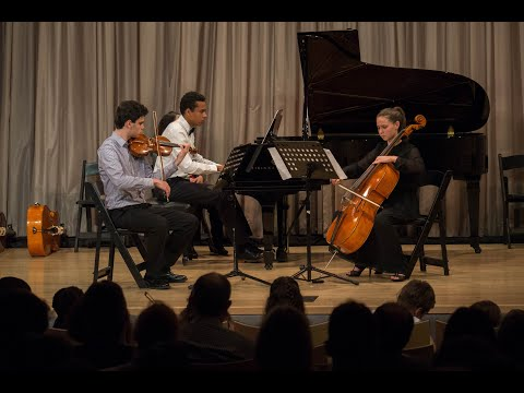 What is The Chamber Music Center of New York?