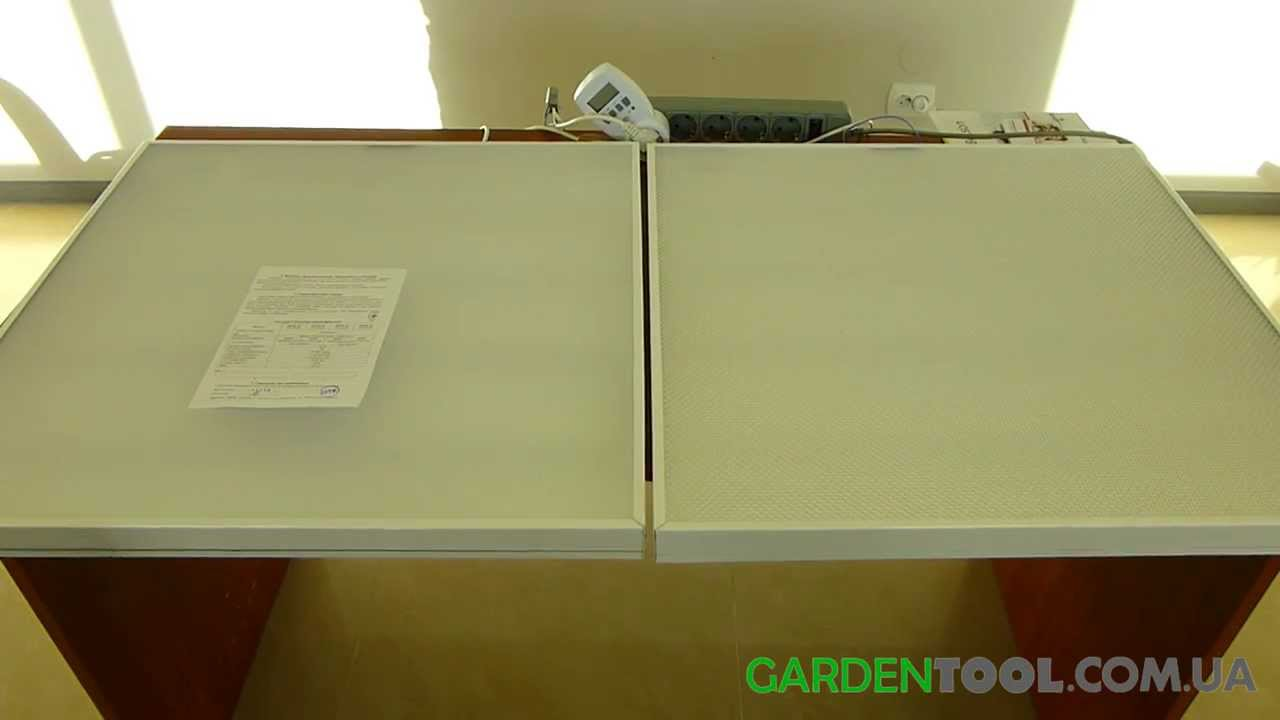 Светодиодные светильники ARMSTRONG GL 40 - Обзор офисного LED .