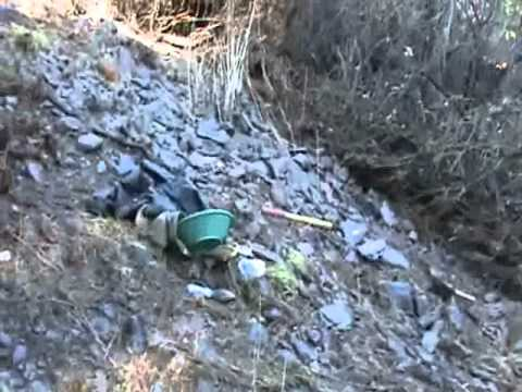 Gold outing for the East Bay Prospectors.wmv