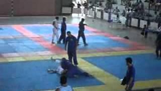 Campeonato Pernambucano de Jiu-Jitsu - FPJJ - III Etapa - Serra Talhada - Nyl vs Henrique Gomes
