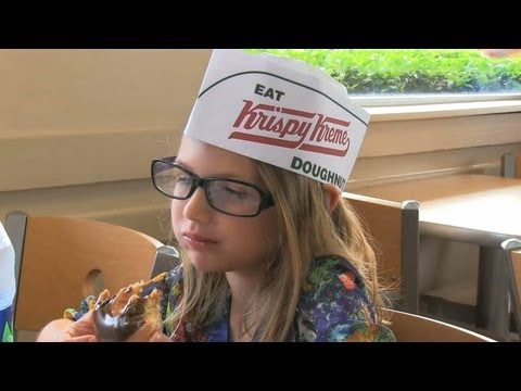 Free Doughnuts on National Doughnut Day