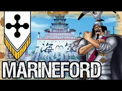 MARINEFORD: Geography Is Everything - One Piece Discussion