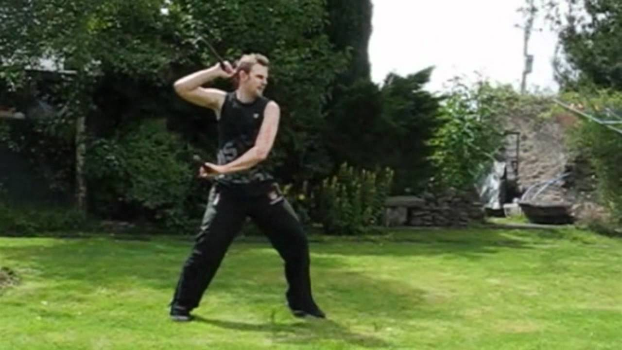 Simple Sword Techniques