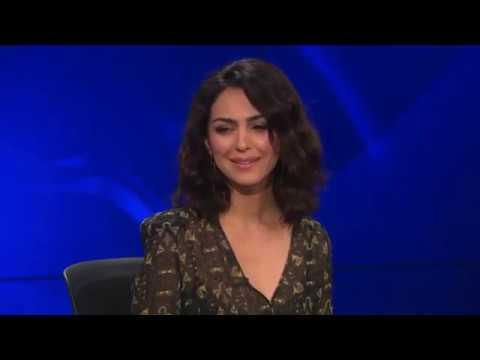 "Nazanin Bonadi Sings her Praises for Fascinating New Show ""Counterpart"""