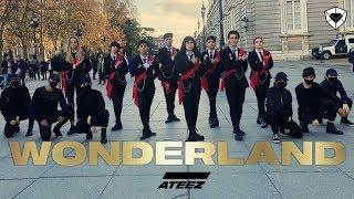 [KPOP IN PUBLIC - MADRID EDITION]   ATEEZ (에이티즈) - WONDERLAND by GeoPrism