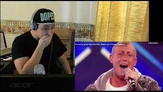 EXTREMELY EMOTIONAL X FACTOR AUDITION REACTION