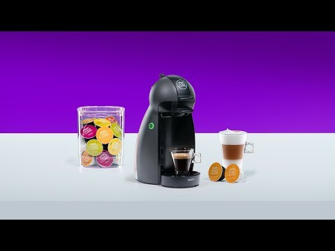 Set Up Your NESCAFÉ® Dolce Gusto® Piccolo Coffee Machine By Krups®