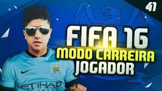 FIFA 16 Modo Carreira Jogador - THE ZUEIRA NEVER ENDS!!! #41