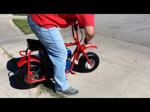 FAST-Custom Baja Mini Bike 6.5HP FOR SALE