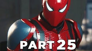 SPIDER-MAN PS4 Walkthrough Gameplay Part 25 - SPIDER ARMOR MK III SUIT (Marvel's Spider-Man)