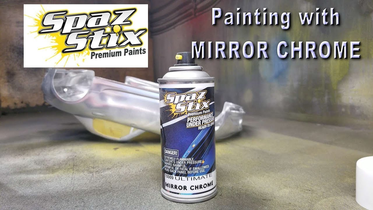 Spaz Stix Ultimate Mirror Chrome