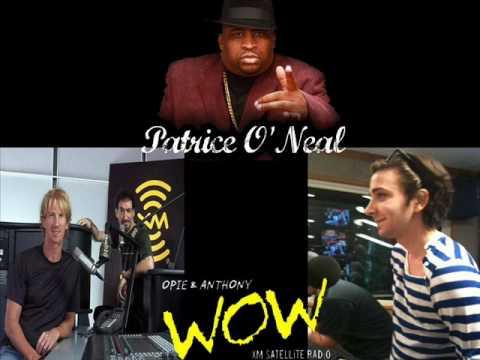 Opie & Anthony - Patrice talks women,...