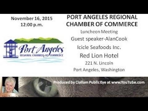 2017 11 16 Port Angeles Regional Chamber of Commerce