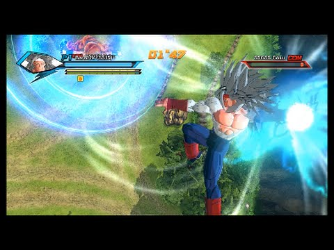 how to train under bardock in xenoverse 2