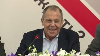 Выступление С.Лаврова на заседании СВОП