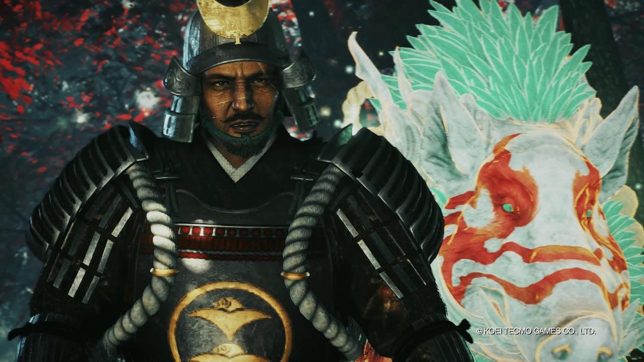 PS4™ I Nioh 2 발매일 공개 트레일러