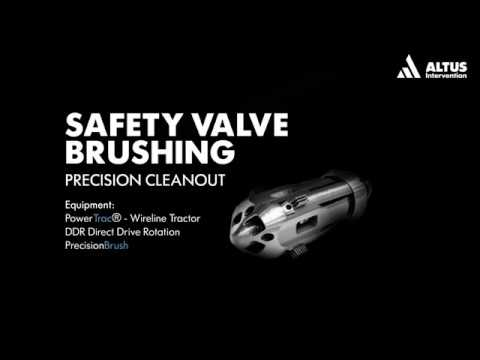 PrecisionBrush - Precision Cleanout