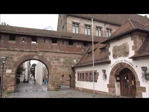 Nuremberg, Germany: the city walls
