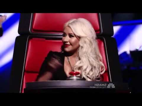 Dez Duron  - I Want It That Way The Voice Season 2