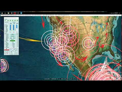 9/25/2017 -- Earthquake Update -- Pressure transferring across Pacific -- Large EQ's possible